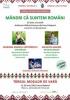 Mândri că suntem români